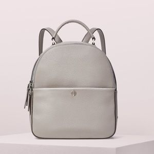 Kate Spade Taupe Backpack